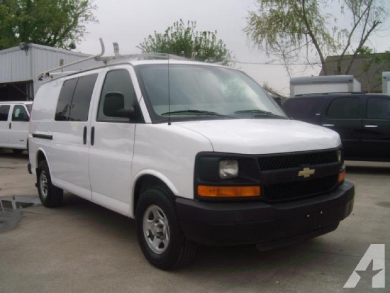 2007 Chevrolet Express 1500 Cargo for sale in Houston, Texas