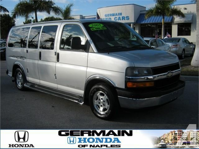 2005 Chevrolet Express 1500 for sale in Naples, Florida
