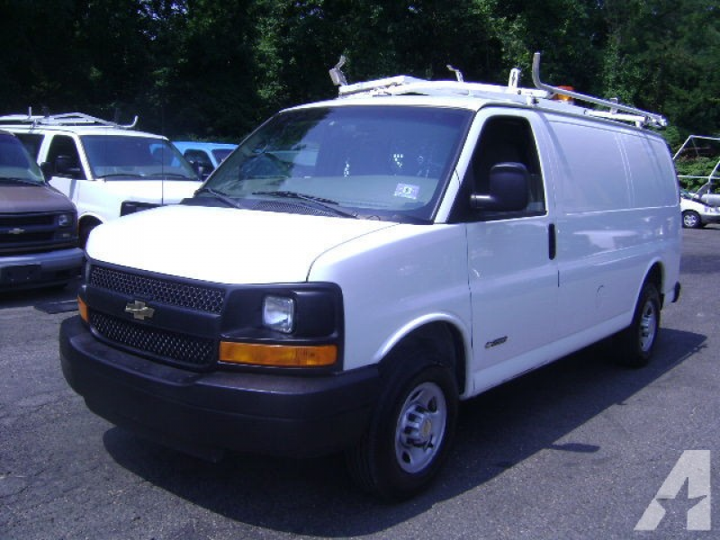 2004 Chevrolet Express 1500 Cargo for sale in Capitol Heights ...