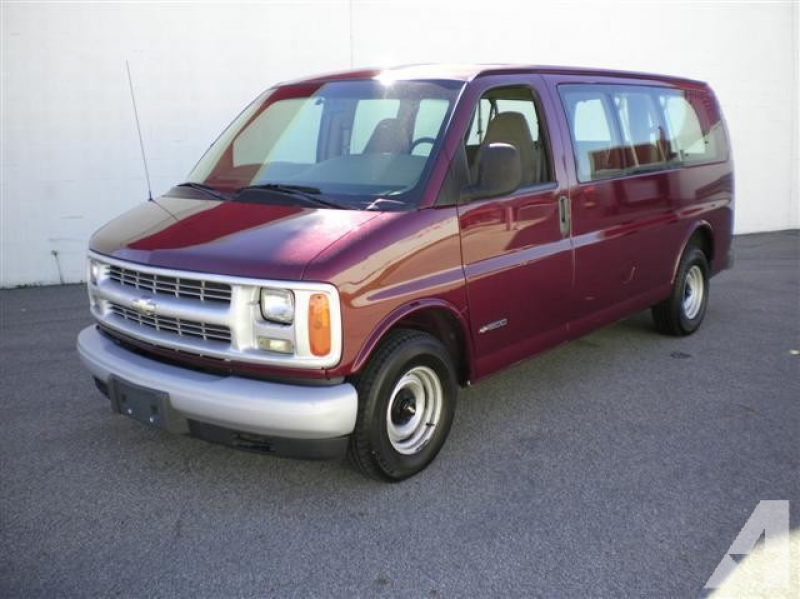 2002 Chevrolet Express 1500 for sale in Decatur, Indiana