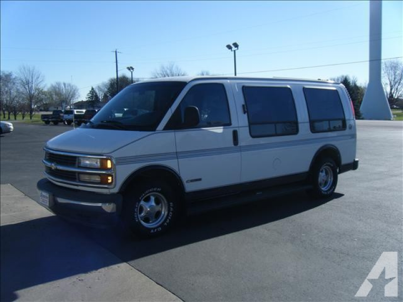 1999 Chevrolet Express 1500 for sale in Loyal, Wisconsin
