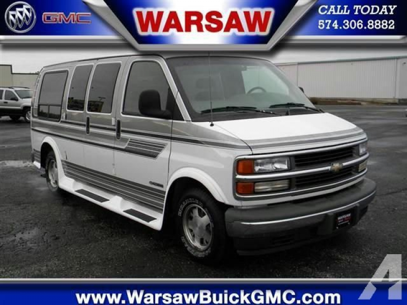 1999 Chevrolet Express 1500 for sale in Warsaw, Indiana