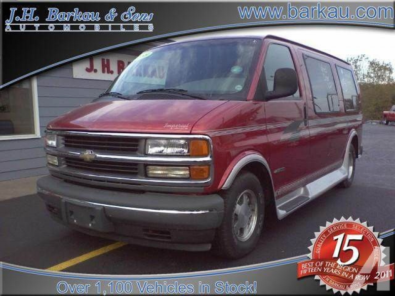 1999 Chevrolet Express 1500 for sale in Cedarville, Illinois