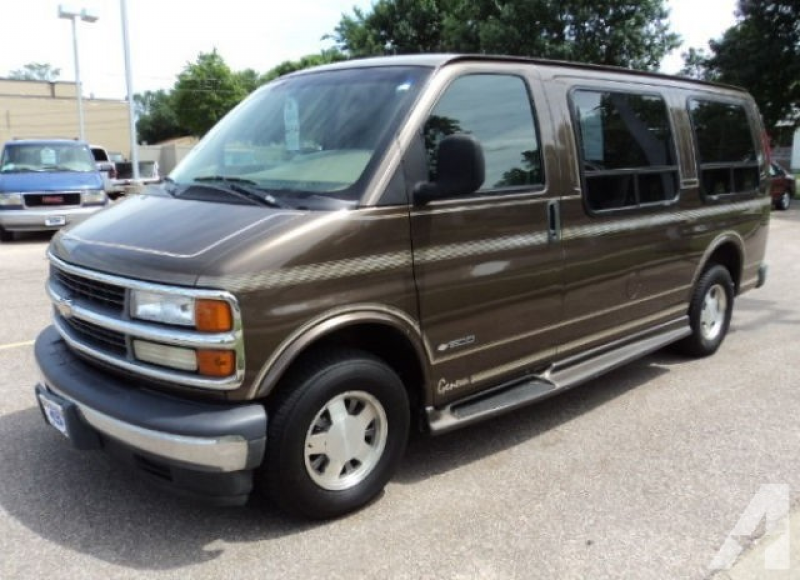 1998 Chevrolet Express 1500 for sale in Sioux Falls, South Dakota