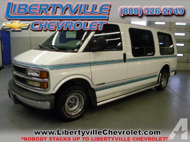 1998 Chevrolet Express 1500 in Libertyville, Illinois For Sale