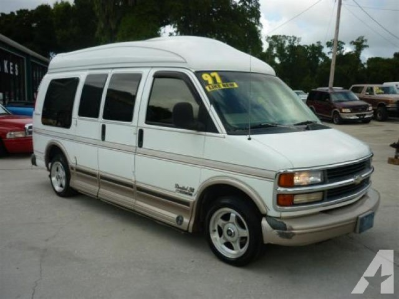 1997 Chevrolet Express 1500 for sale in Deland, Florida