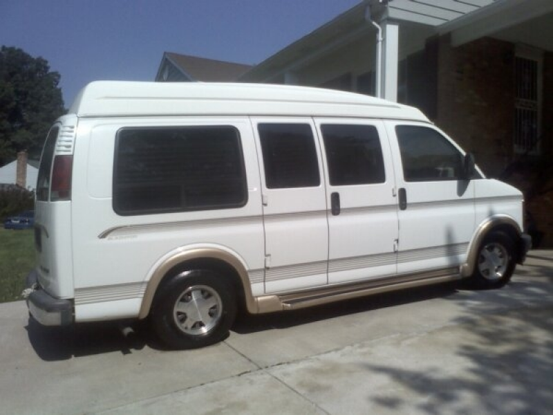 Another capricex06 1997 Chevrolet Express 1500 Cargo post...