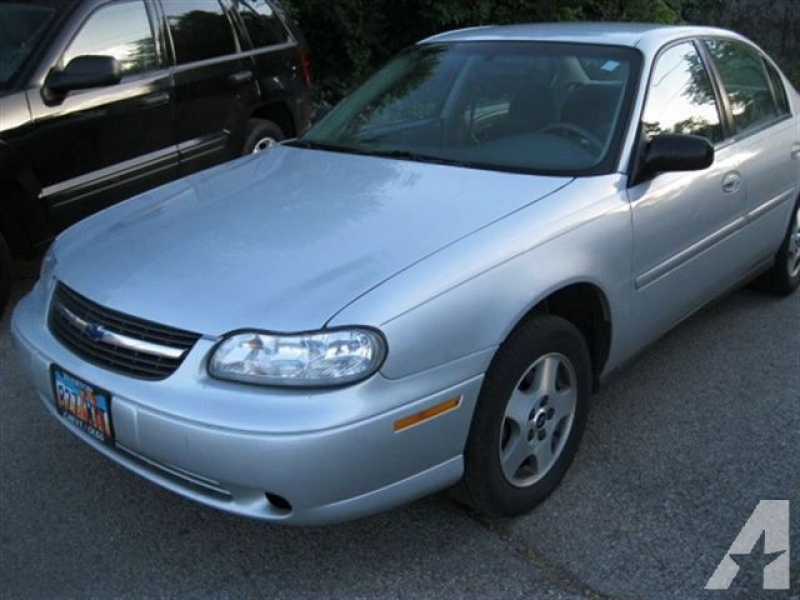 2003 Chevrolet Malibu for sale in Midvale, Utah