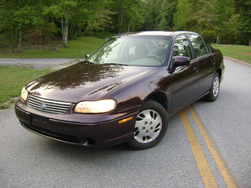 Picture of 1998 Chevrolet Malibu Base, exterior