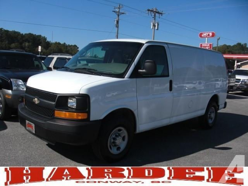 2008 Chevrolet Express 2500 Cargo for sale in Conway, South Carolina