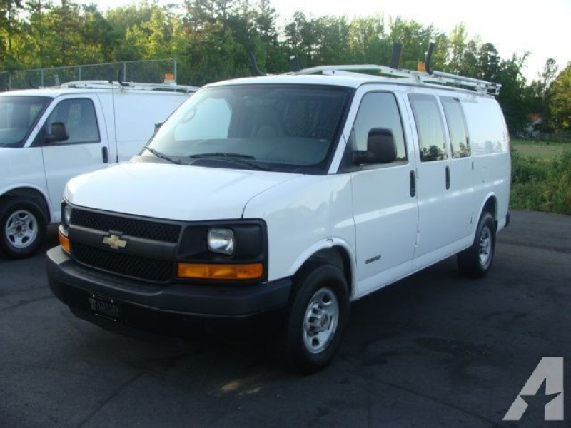2004 Chevrolet Express 2500 Cargo for sale in Charlotte, North ...