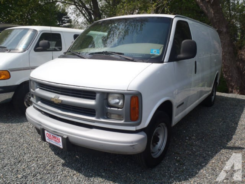 2002 Chevrolet Express 2500 Cargo for sale in Mine Hill, New Jersey
