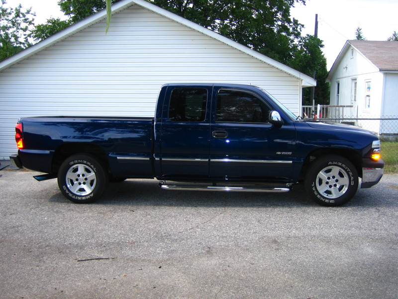 Picture of 2002 Chevrolet Silverado 1500 LT Ext Cab Short Bed 2WD ...
