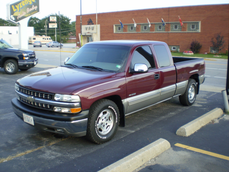 Picture of 2000 Chevrolet Silverado 1500 LS Ext Cab Short Bed 2WD ...