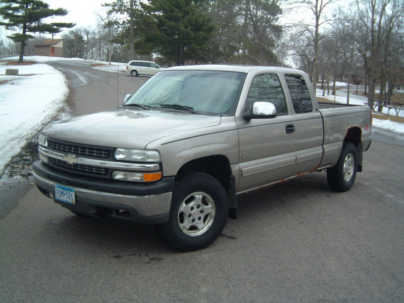 Picture of 2000 Chevrolet Silverado 1500 LT Ext Cab Short Bed 4WD ...