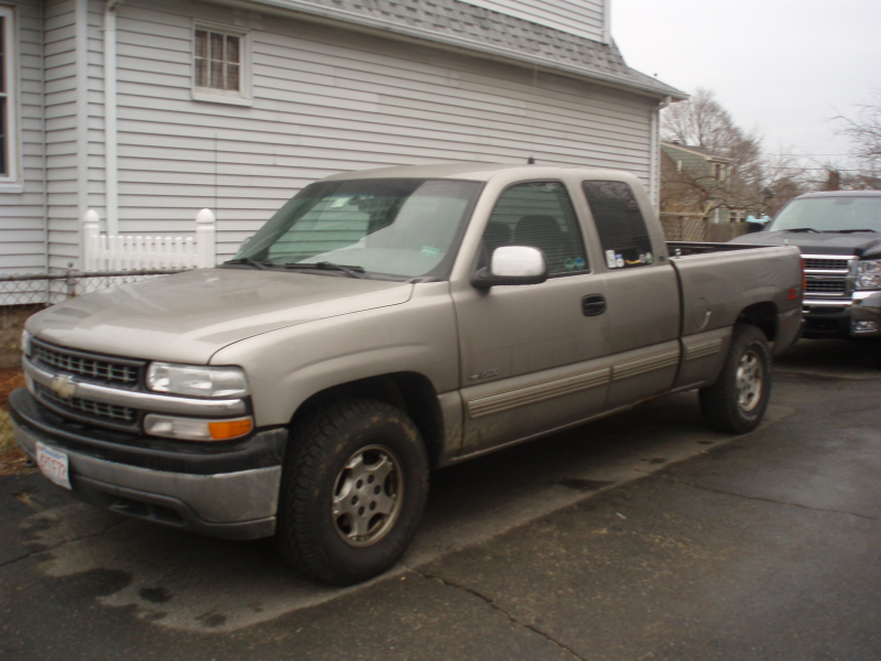 Picture of 2000 Chevrolet Silverado 1500 Ext Cab Short Bed 4WD ...