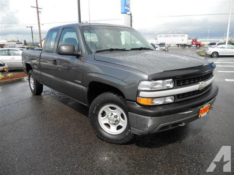 2000 Chevrolet Silverado 1500 for sale in Albany, Oregon
