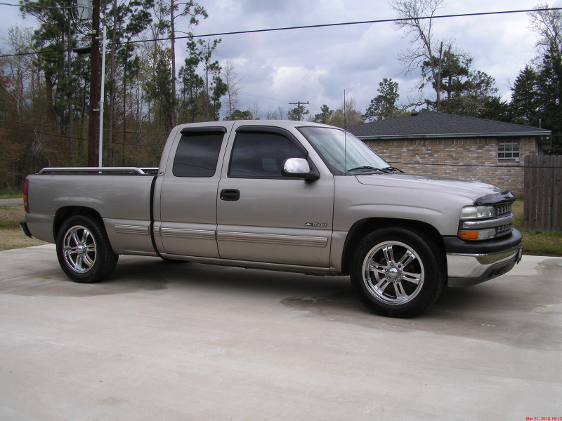 Picture of 2000 Chevrolet Silverado 1500 Ext Cab Short Bed 2WD ...