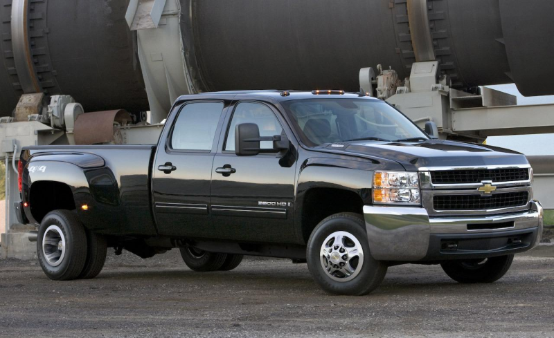 2009 chevrolet silverado 3500 hd ltz photo