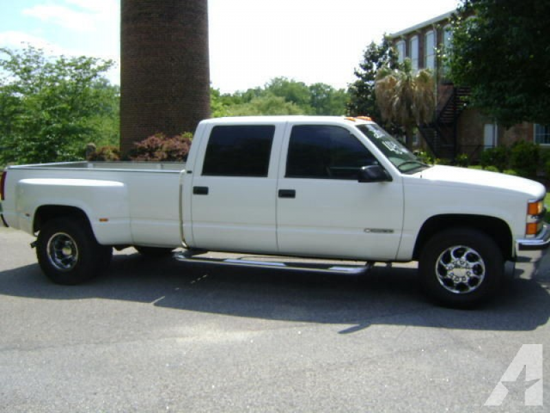 2000 Chevrolet Silverado 3500 for sale in Edgefield, South Carolina