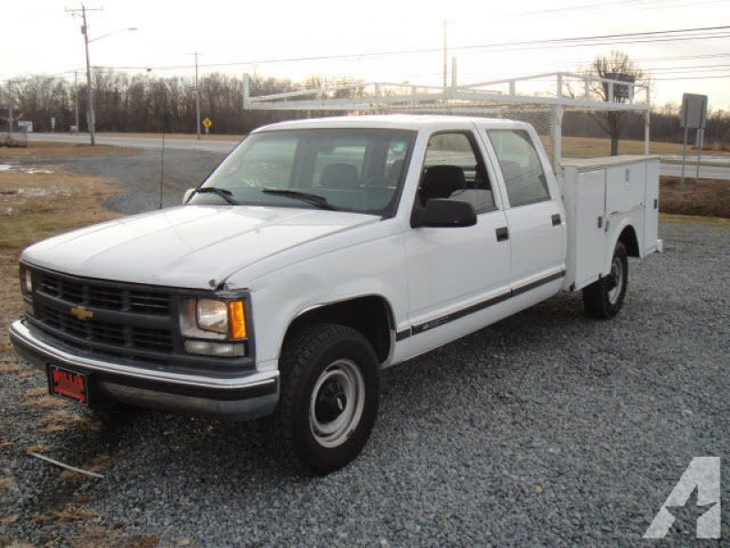 2000 Chevrolet Silverado 3500 for sale in Middletown, Delaware