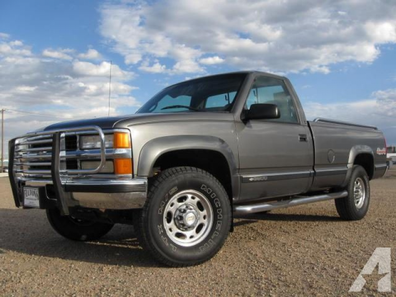 2000 Chevrolet Silverado 3500 for sale in Pueblo, Colorado