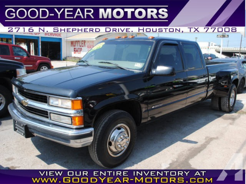 2000 Chevrolet Silverado 3500 for sale in Houston, Texas