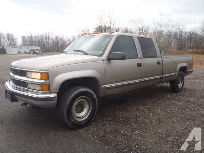 1999 Chevrolet Silverado 3500 LS for Sale in New Waterford, Ohio ...