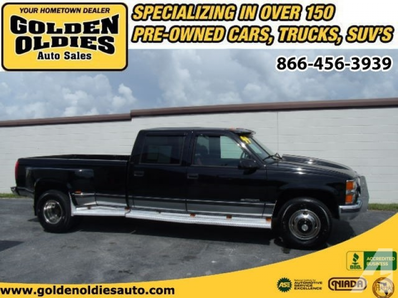 1999 Chevrolet Silverado 3500 for sale in Hudson, Florida