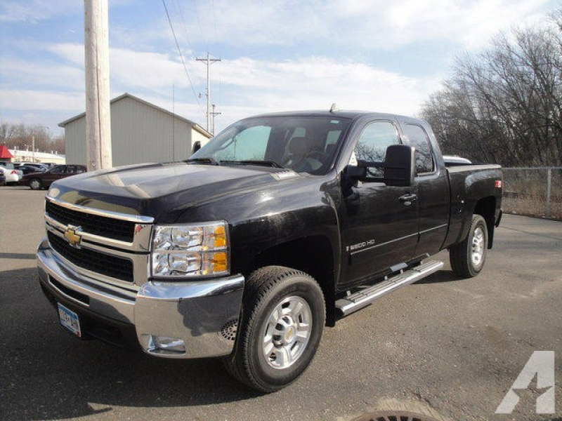 2008 Chevrolet Silverado 2500 H/D for sale in Aitkin, Minnesota
