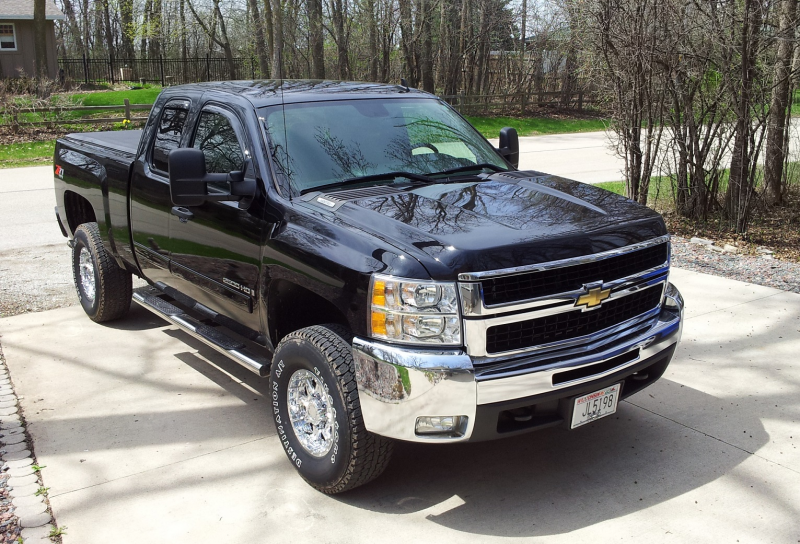 chevrolet silverado 2500 hd grey metallic , chevrolet silverado 2500 ...
