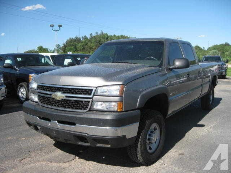 2007 Chevrolet Silverado 2500 H/D for sale in Bangor, Wisconsin