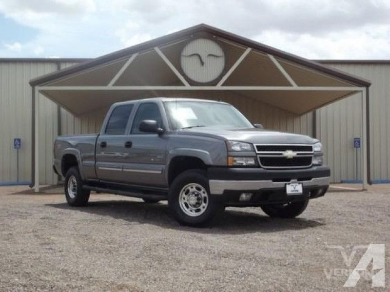 2007 Chevrolet Silverado 2500 H/D for sale in Vernon, Texas