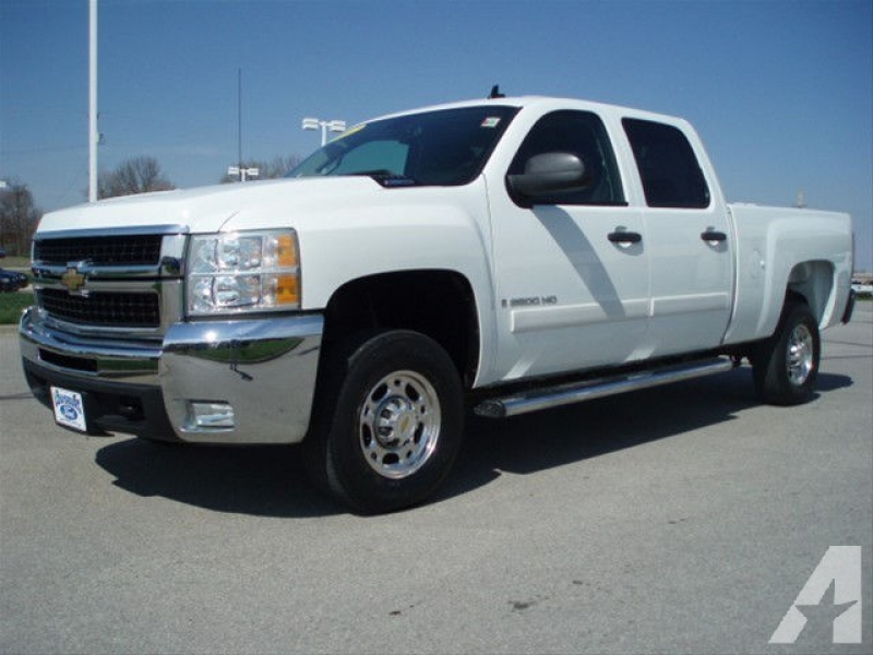 2007 Chevrolet Silverado 2500 H/D for sale in Louisburg, Kansas