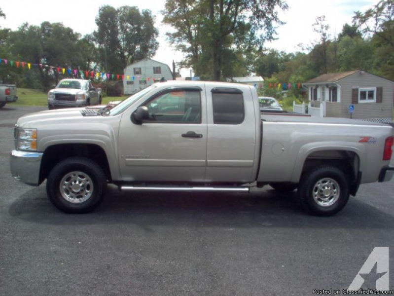 2007 CHEVY SILVERADO 2500 HD LT for sale in Duncansville, Pennsylvania