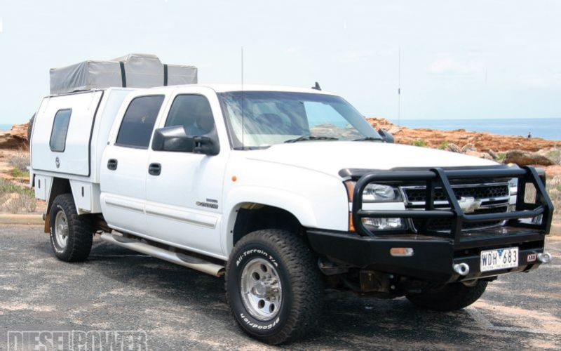 Learn more about 2006 Chevrolet Silverado 2500.