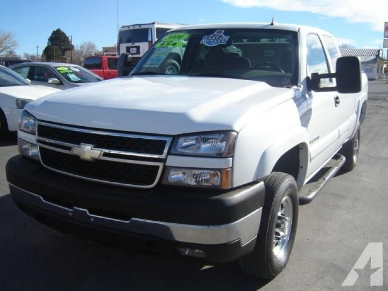 2006 Chevrolet Silverado 2500 H/D for sale in Moriarty, New Mexico