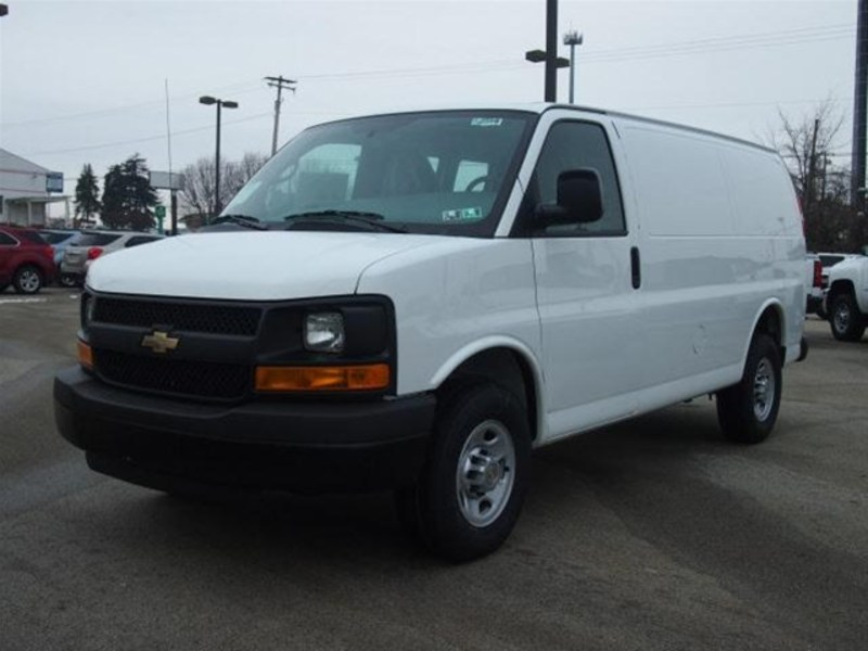 New 2014 Chevrolet Express 2500