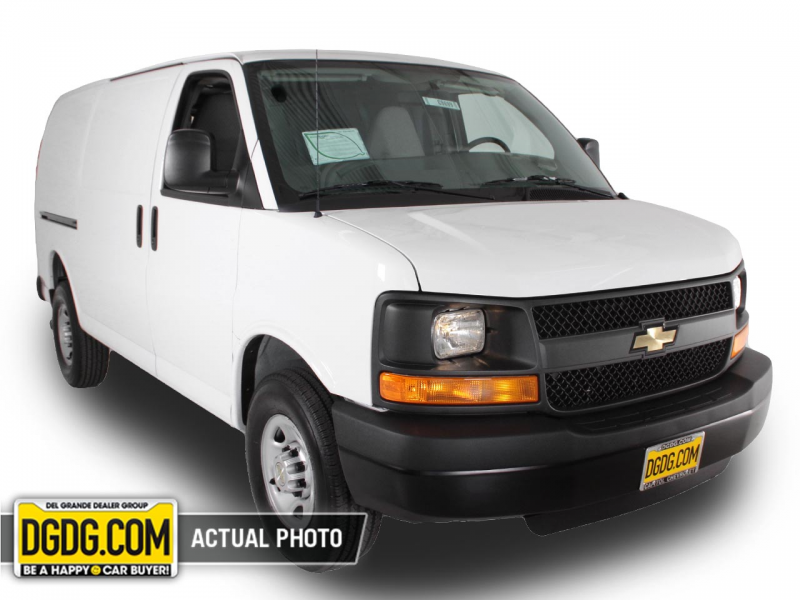 Sold 2014 Chevrolet Express 2500 WV