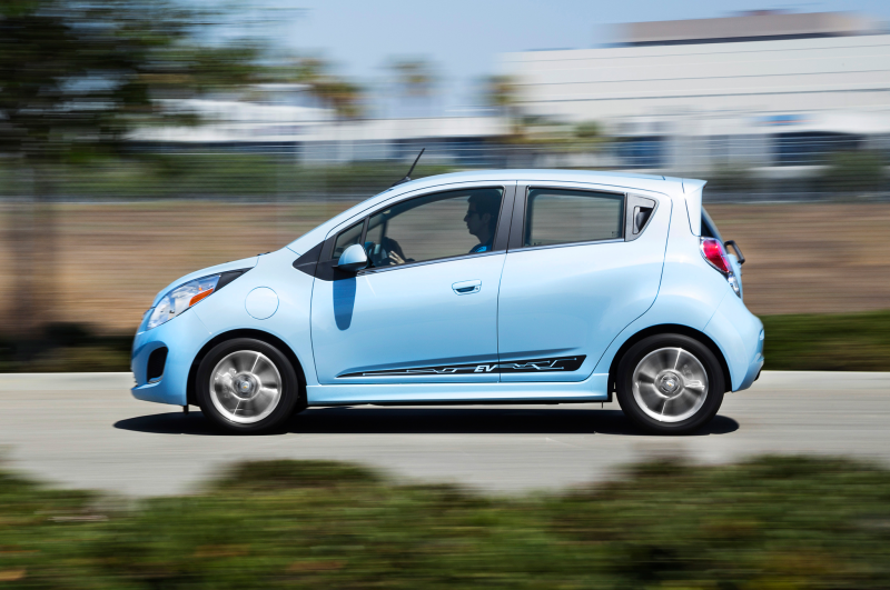 2014 Chevrolet Spark EV 2LT Photo Gallery