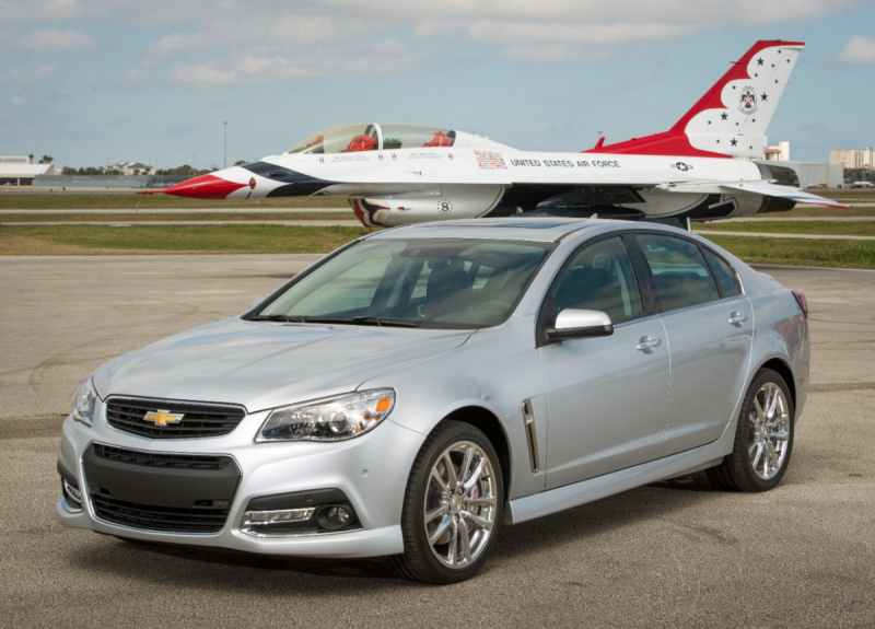 2014 chevy ss 0-60 1/4 mile hp fuel economy