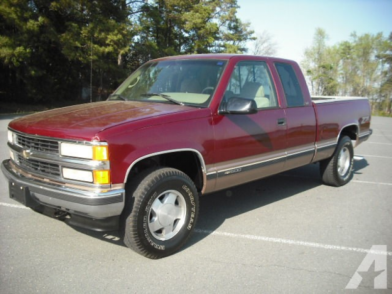 1996 Chevrolet 1500 Z71 for sale in Fort Lawn, South Carolina