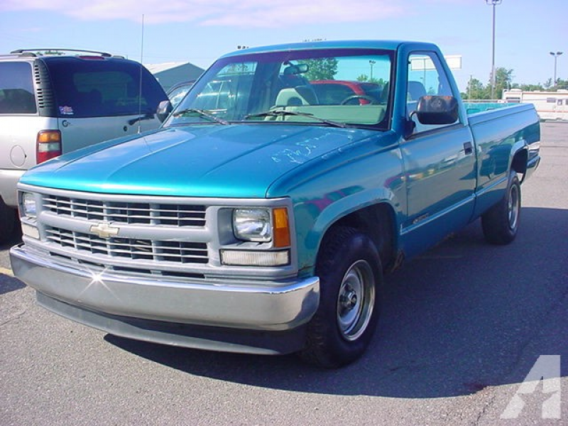 1994 Chevrolet 1500 for sale in Pontiac, Michigan