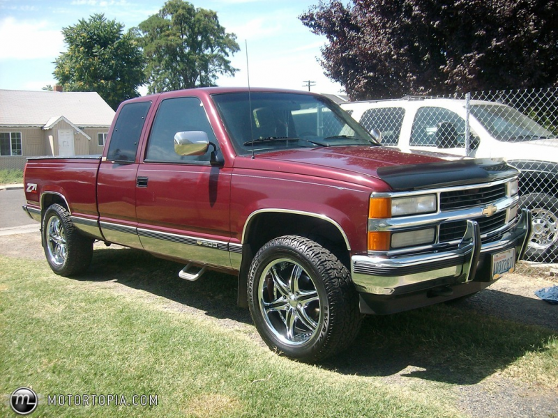 Photo of a 1994 Chevrolet Silverado 1500 (La Perrona)