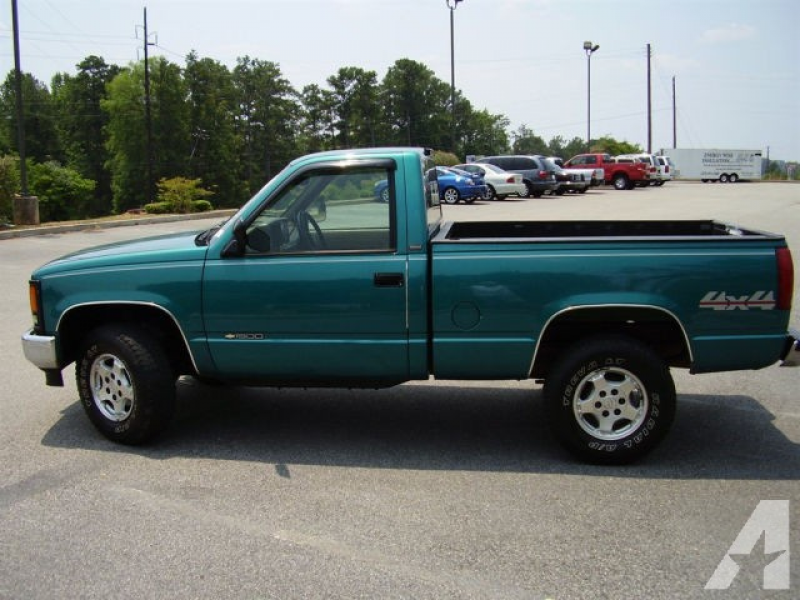 1994 Chevrolet 1500 for sale in Gray, Georgia