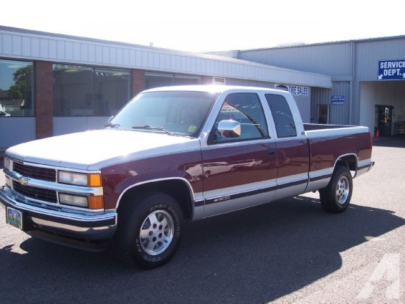 1994 Chevrolet 1500 Silverado for sale in Albany, Oregon