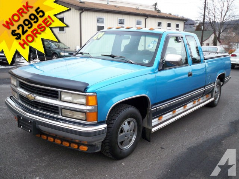 1994 Chevrolet 1500 Silverado for sale in Harmony, Pennsylvania