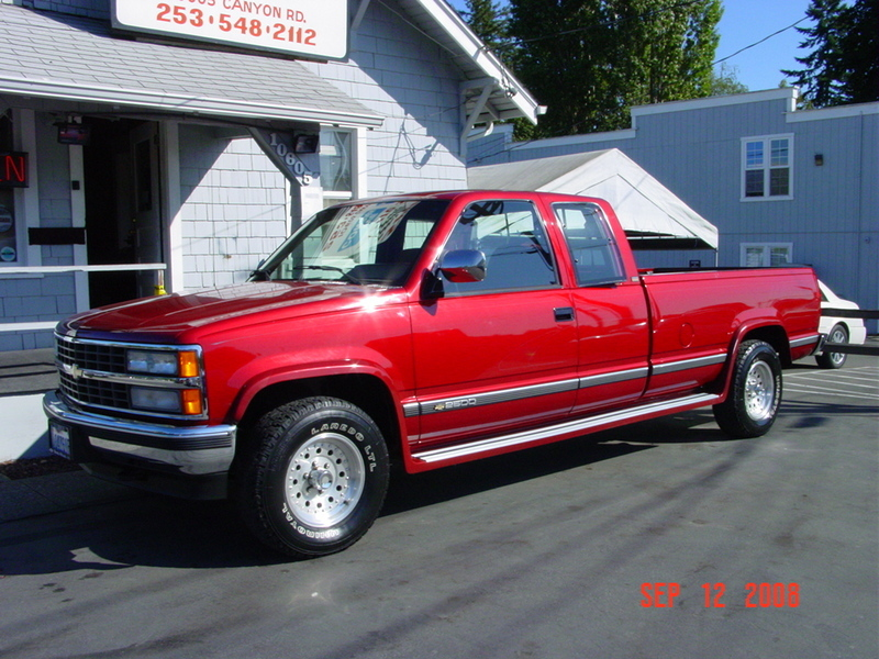 1991 chevrolet silverado 1500 regular cab ostranderbrown1 s 1991 ...