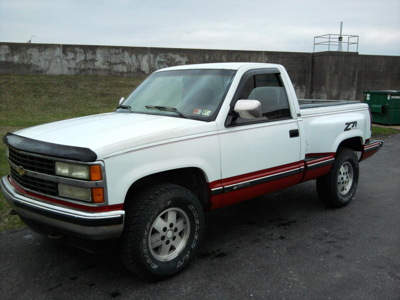 ... 1991 chevrolet 1500 regular cab 1991 chevrolet 1500 regular cab