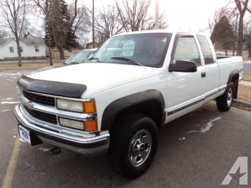 1997 Chevrolet 2500 for sale in Sioux Falls, South Dakota